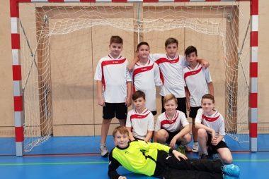 1. Platz Handball